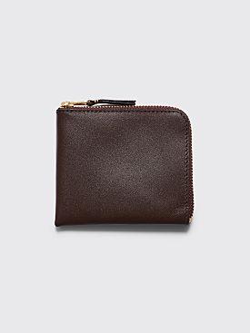 Comme des Garçons Wallet SA3100 Brown