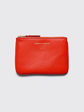 Comme des Garçons Wallet SA8100 Orange