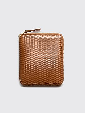 Comme des Garçons Wallet SA2100 Luxury Group Light Brown