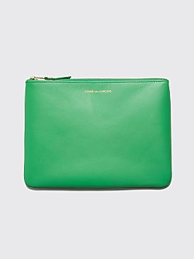 Comme des Garçons Wallet SA5100 Green