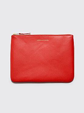 Comme des Garçons Wallet SA5100 Orange