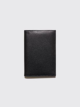 Comme des Garçons Wallet SA6400 Black