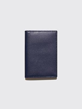 Comme des Garçons Wallet SA6400 Navy