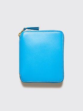 Comme des Garçons Wallet SA2100 Blue