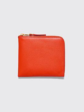 Comme des Garçons Wallet SA3100 Orange