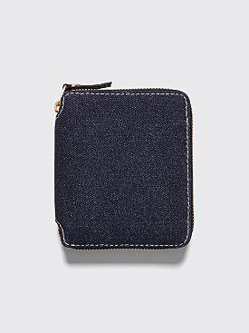 Comme des Garçons Wallet SA2100 Denim