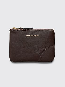 Comme des Garçons Wallet SA8100 Brown