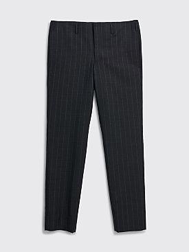 Comme des Garçons Homme Plus Mohair Pants Charcoal Grey