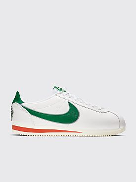 Nike x Stranger Things Classic Cortez White / Pine Green