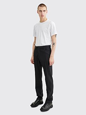 CLAMP Sta Prest Pants Black