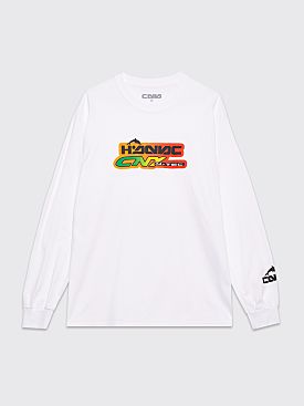 CNY HDNYC Jetski LS T-shirt White