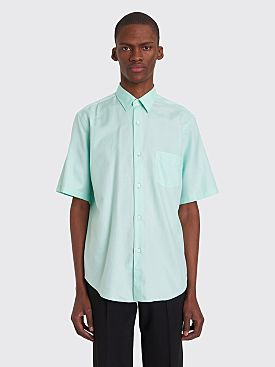 Cobra S.C. Model 1 Short Sleeve Shirt Sea Foam