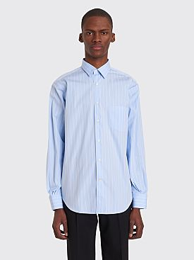 Cobra S.C. Model 1 Shirt Blue Sky Stripe