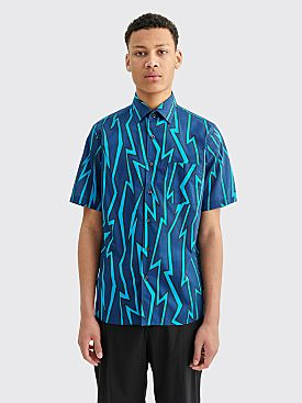 Cobra S.C. Angelo Shirt Lightning Blue