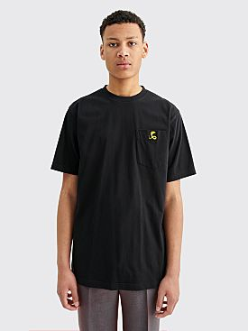 Cobra S.C. Short Sleeve Logo T-shirt Black