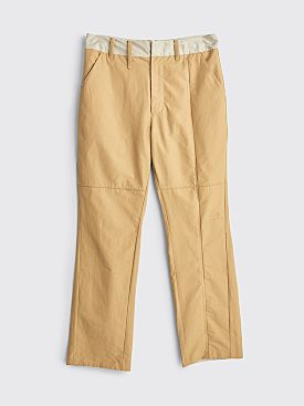 Converse x A-COLD-WALL* Pleat Trousers Fog