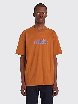 Converse x ASAP Nast Wrdmrk Logo T-shirt Apricot Pum