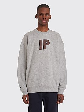 Converse x ASAP Nast JP Logo Sweatshirt Charcoal Grey