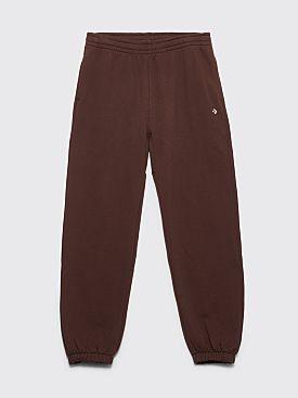 Converse x ASAP Nast Sweatpants Chocolate Brown