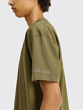 Converse x Kim Jones T-shirt Burnt Olive