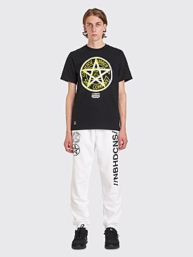 Converse x Neighborhood Sweatpants White