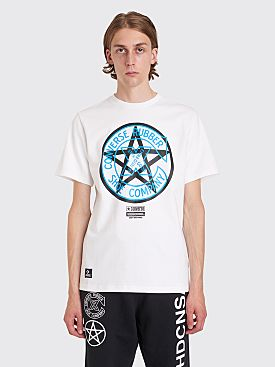 Converse x Neighborhood Logo T-shirt White
