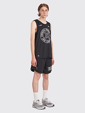Converse x Neighborhood Mesh Shorts Black