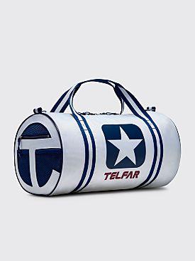 Converse x Telfar Logo Duffle White / Navy