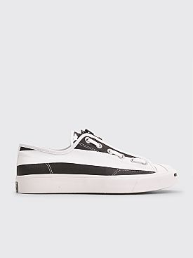 Converse x The Soloist Jack Purcell Zip OX White / Black