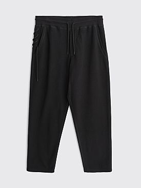 Craig Green Laced Trackpants Black