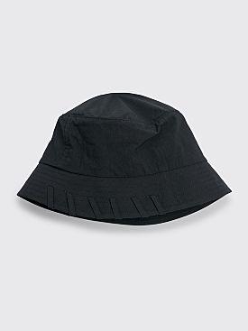 Craig Green Laced Bucket Hat Black