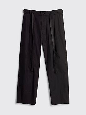 Craig Green Single Pleat Trouser Black