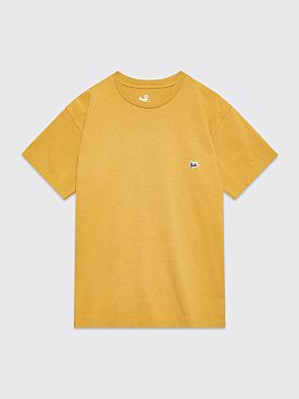 Dancer Patch Lie Logo T-shirt Sand