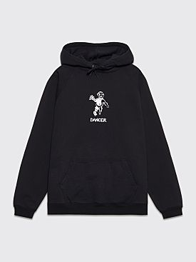 Dancer OG Logo Hooded Sweatshirt Black