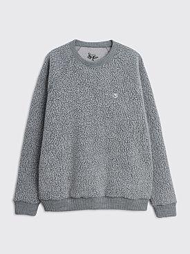 Dancer Fleece Sweatshirt Icy Grey