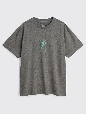 Dancer OG Logo T-shirt Grey