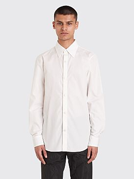 Dries Van Noten Cordero Shirt Ecru