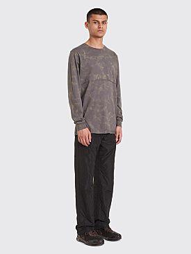 Dries Van Noten Petrick Quilted Pants Black