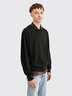 Dries Van Noten James Sweater Black