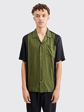 Dries Van Noten Carltone Shirt Green