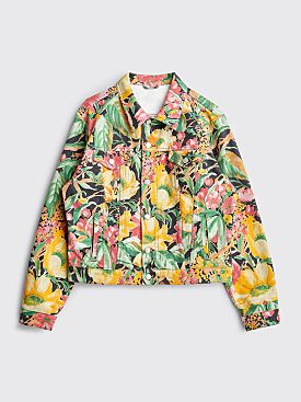Dries Van Noten Voste Jacket Dessin C Multi Color