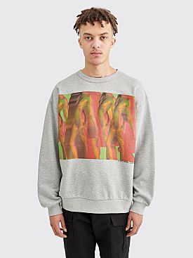 Dries Van Noten Hoxto Pr Mika Sweatshirt Grey