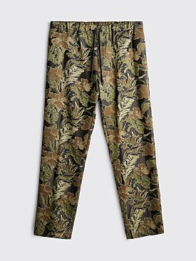 Dries Van Noten Perkino Pants Kaki