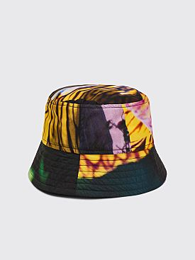 Dries Van Noten Gillian Hat Dessin C Multi Color