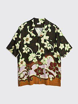 Dries Van Noten Carltone Shirt Lilac