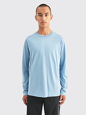 Dries Van Noten Harverd Jersey Light Blue