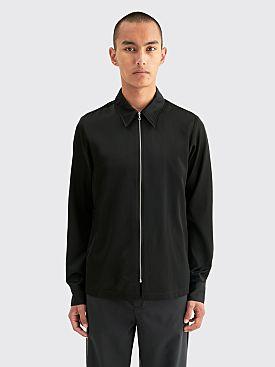 Dries Van Noten Cilton Shirt Black
