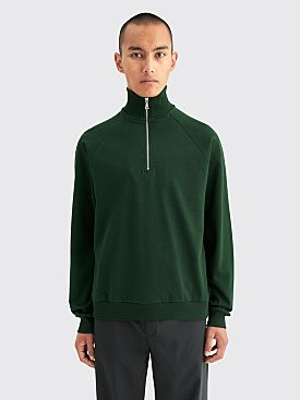 Dries Van Noten Hosk Sweater Dark Green