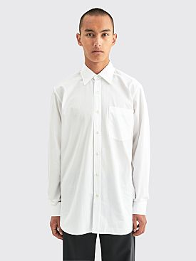 Dries Van Noten Cannon Shirt White