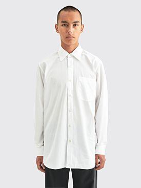Dries Van Noten Cannon Shirt White